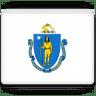 Massachusetts-Flag icon