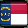 North-Carolina-Flag icon
