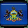 Pennsylvania-Flag icon