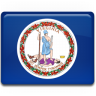 Virginia-Flag icon