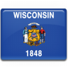 Wisconsin-Flag icon