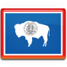 Wyoming-Flag icon