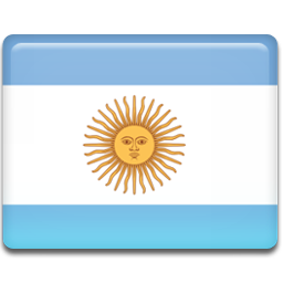 Argentina Flag icon