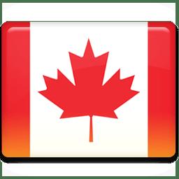Canada Flag icon - Awesome Chun Knives