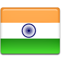 India Flag icon