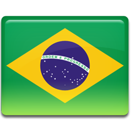 Brazil Flag icon