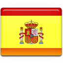 Spain Flag icon