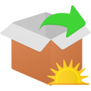Extract-todays-changes icon