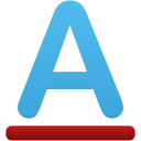 Font-color icon