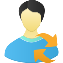 User mapping icon