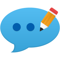 Comment edit icon