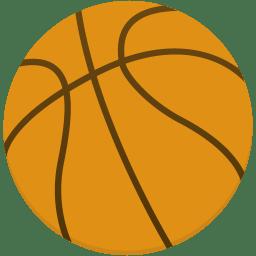 Sport basketball icon