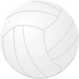 Sport volleyball icon