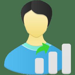 User Skill gap icon