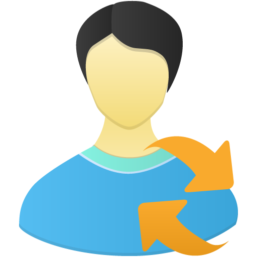 User-mapping icon