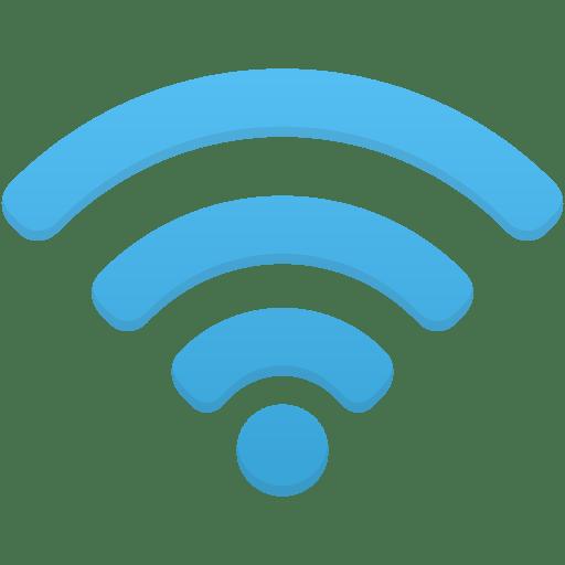 Wifi 1 Icon | Flatastic 11 Iconset | Custom Icon Design