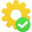 process accept icon