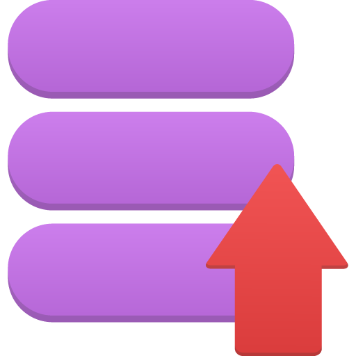 Data-upload icon