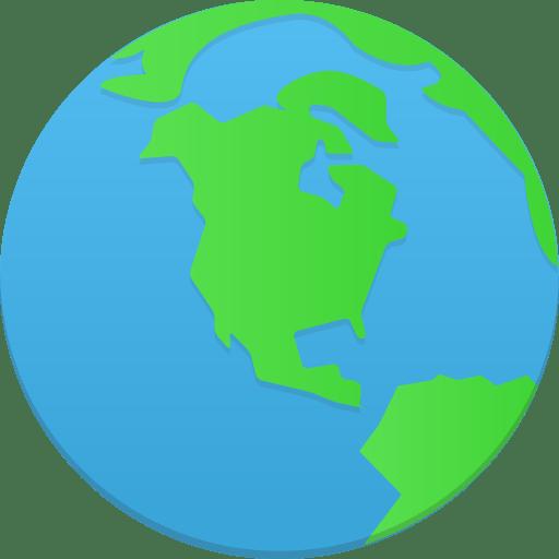 Globe Icon | Flatastic 2 Iconset | Custom Icon Design