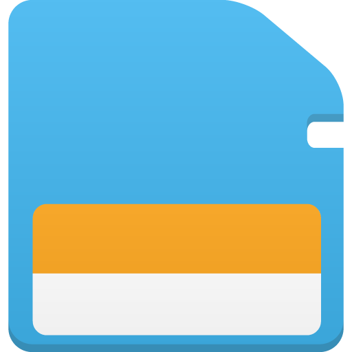 Memory-card icon