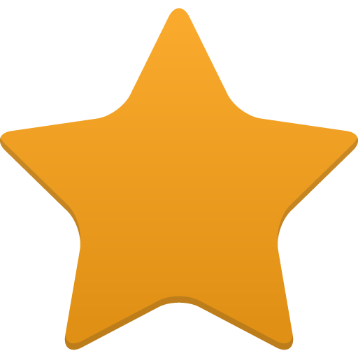 Star-full icon