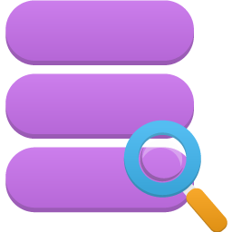 data search icon