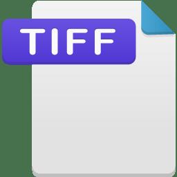 Filetype tiff icon