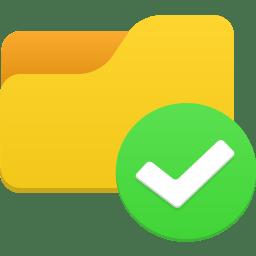 folder access icon flatastic 3 iconset custom icon design