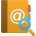 Addressbook-search icon