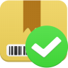 Package-accept icon