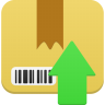 Package-upload icon