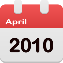 Calendar selection all icon