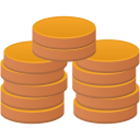 Earning-statement icon