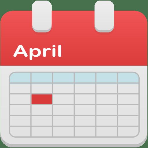 Calendar Design Png : Calendar selection day icon flatastic iconset custom