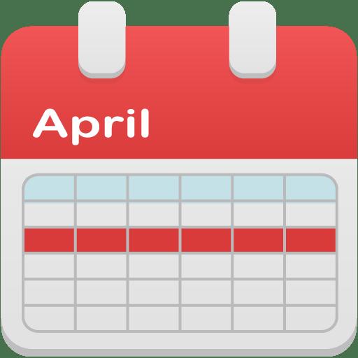 Calendar-selection-week icon