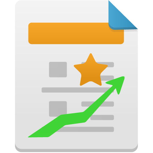 Rank-History icon