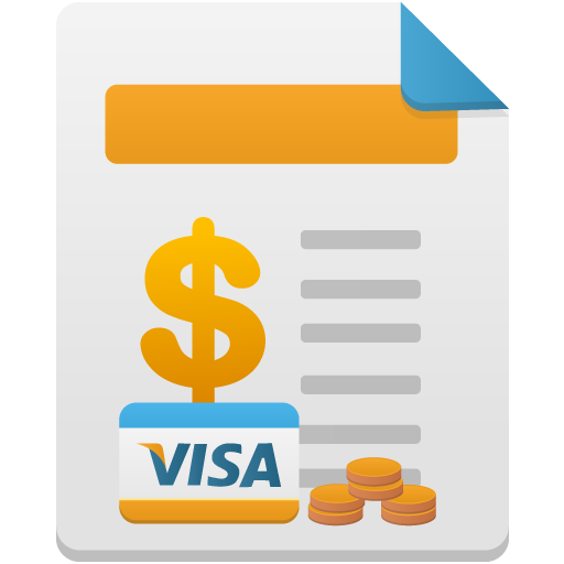 Sales-by-payment-method icon