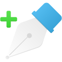 Add anchor point tool icon
