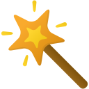 Magic-wand icon