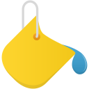 Paint bucket tool icon