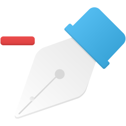 Delete anchor point tool icon