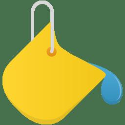 Paint bucket tool icon