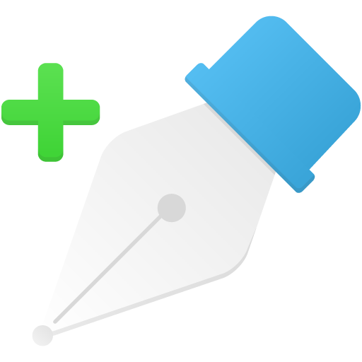 Add-anchor-point-tool icon