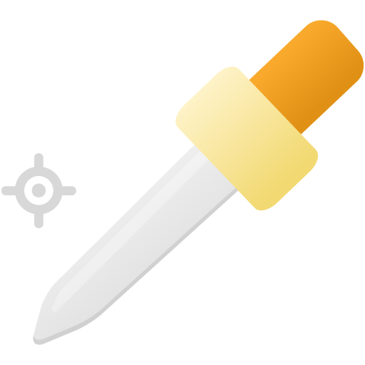 Color-sampler-tool icon