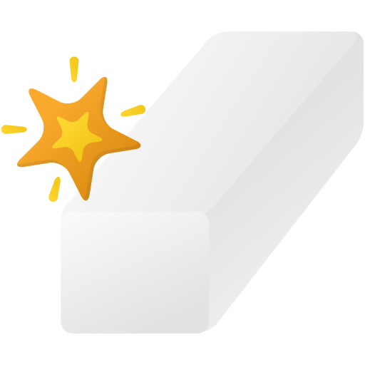 Magic-eraser-tool icon