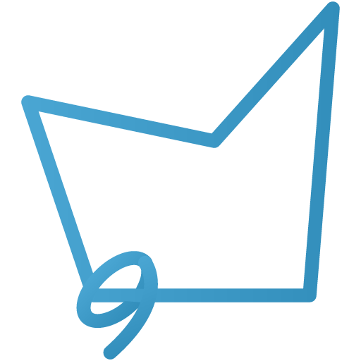 Polygonal-lasso-tool icon