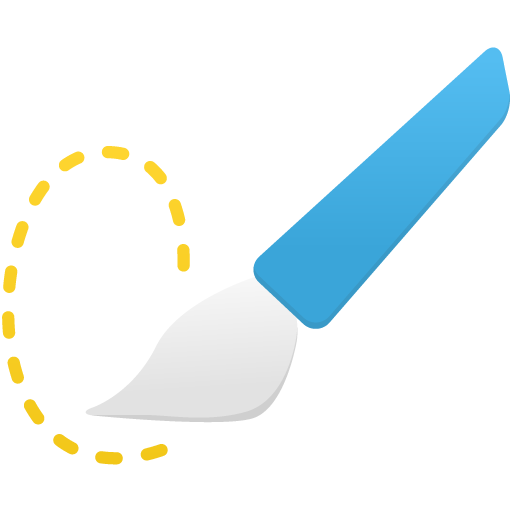 Quick-selection-tool icon