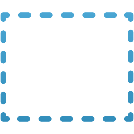 Rectangular-marquee-tool icon