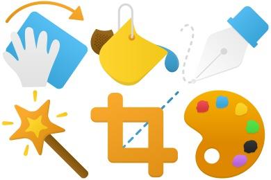 Flatastic 6 Icons