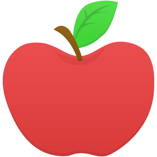 Apple Icon | Flatastic 7 Iconset | Custom Icon Design